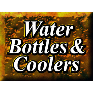 Water Bottles - Coolers