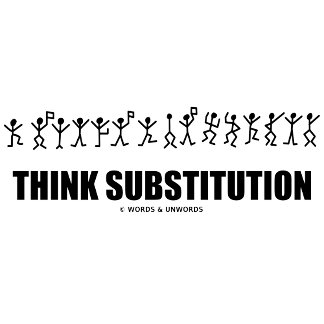 Think Substitution (Cryptography)