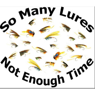 Fly Fishing Lures - Funny