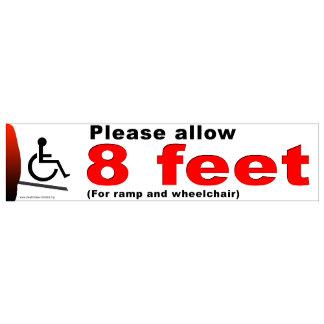 8 Feet