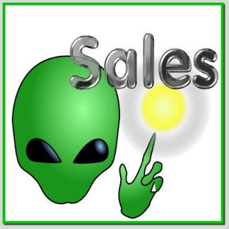Sales Sales and More Sales