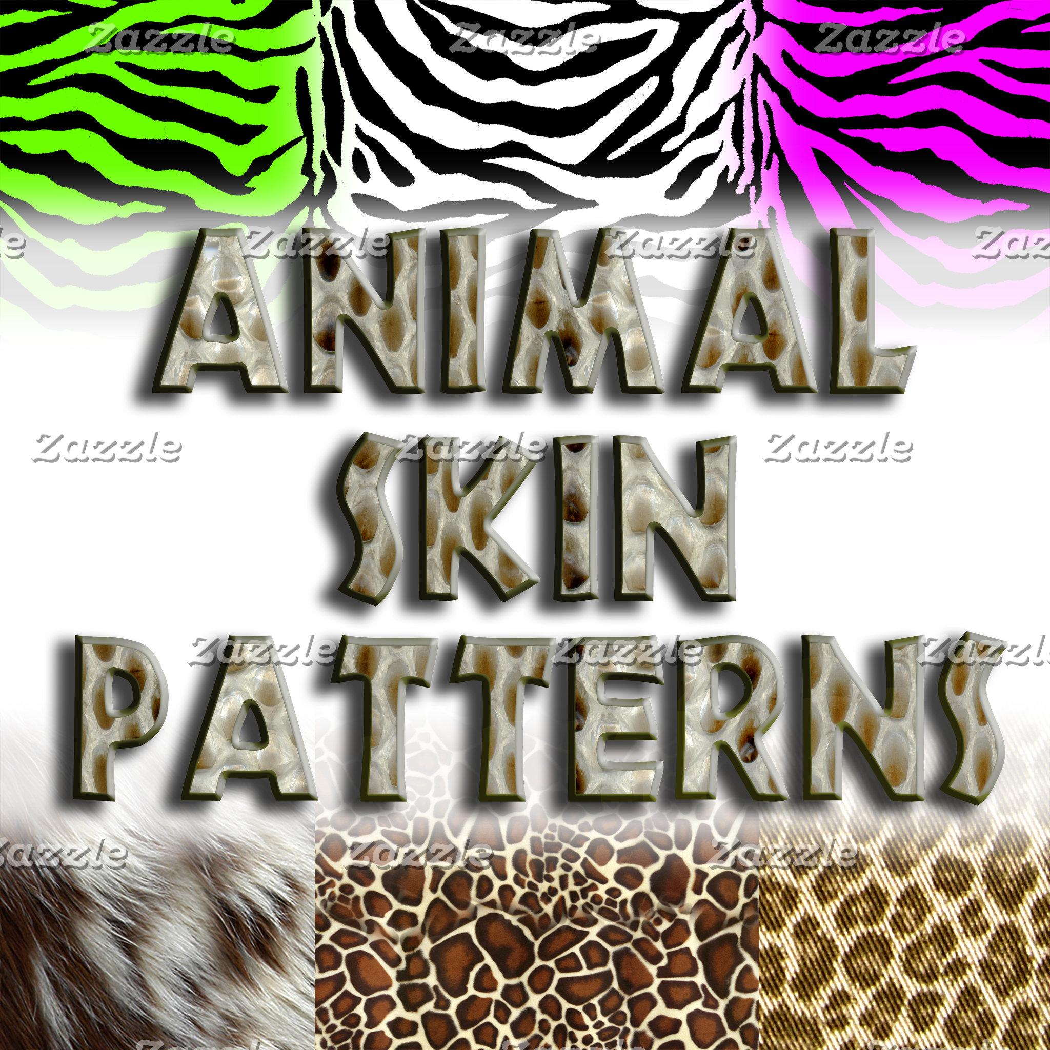 ` Animal Skin Patterns