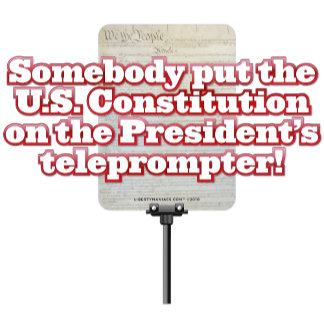Constitutional Teleprompter