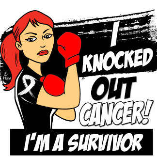 I Knocked Out Lung Cancer