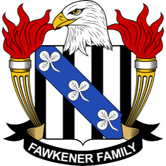 Fawkener Coat of Arms