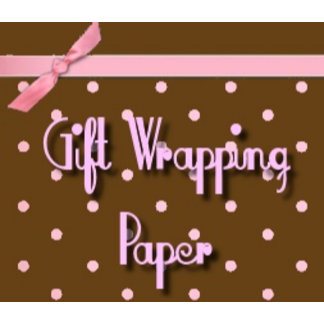 Gift Wrapping & Bags