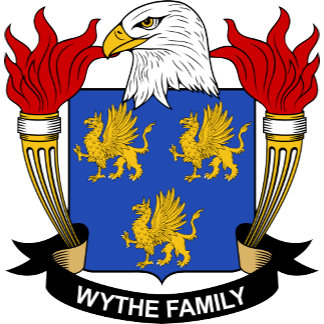 Wythe Coat of Arms