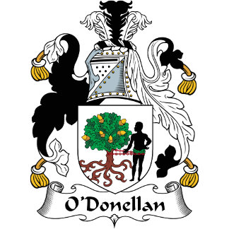 O'Donellan Coat of Arms