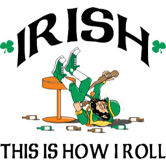 Irish This Is How I Roll T-Shirt
