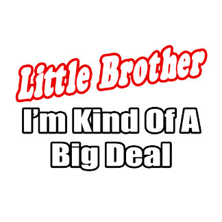 Little Brother...Big Deal