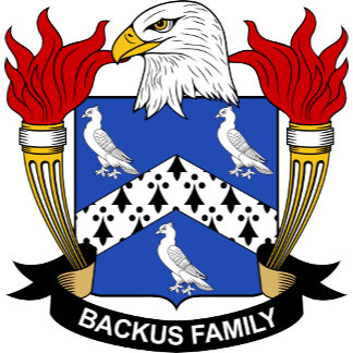 Backus Coat of Arms