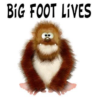 Big Foot Lives