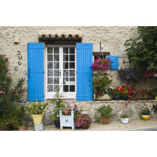 France, Provence, Saint-LÈger-du-Ventoux.