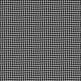 Classic Houndstooth Cashmere
