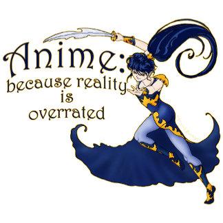 Anime vs Reality T-Shirts & Gifts