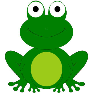 Charming cartoon frog gifts and tees