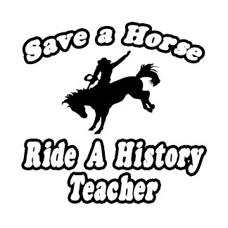 Save Horse, Ride History Teacher