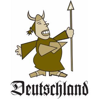 Deutschland T-Shirt Gifts Cards