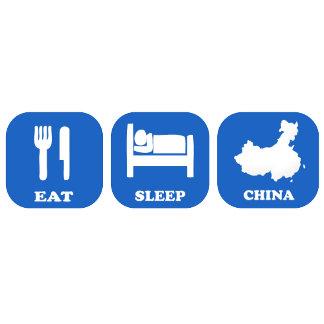Eat Sleep China
