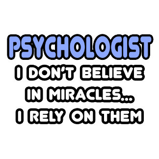 Miracles and Psychologists