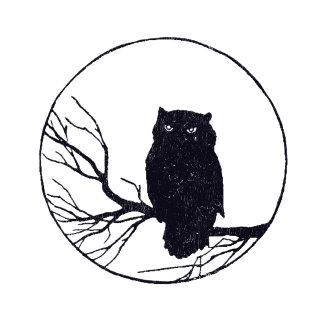 Owl (Circle Branch)