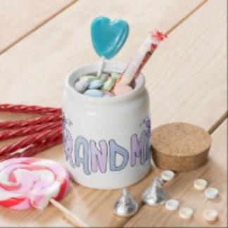 Candy Jars, Teapots, etc.