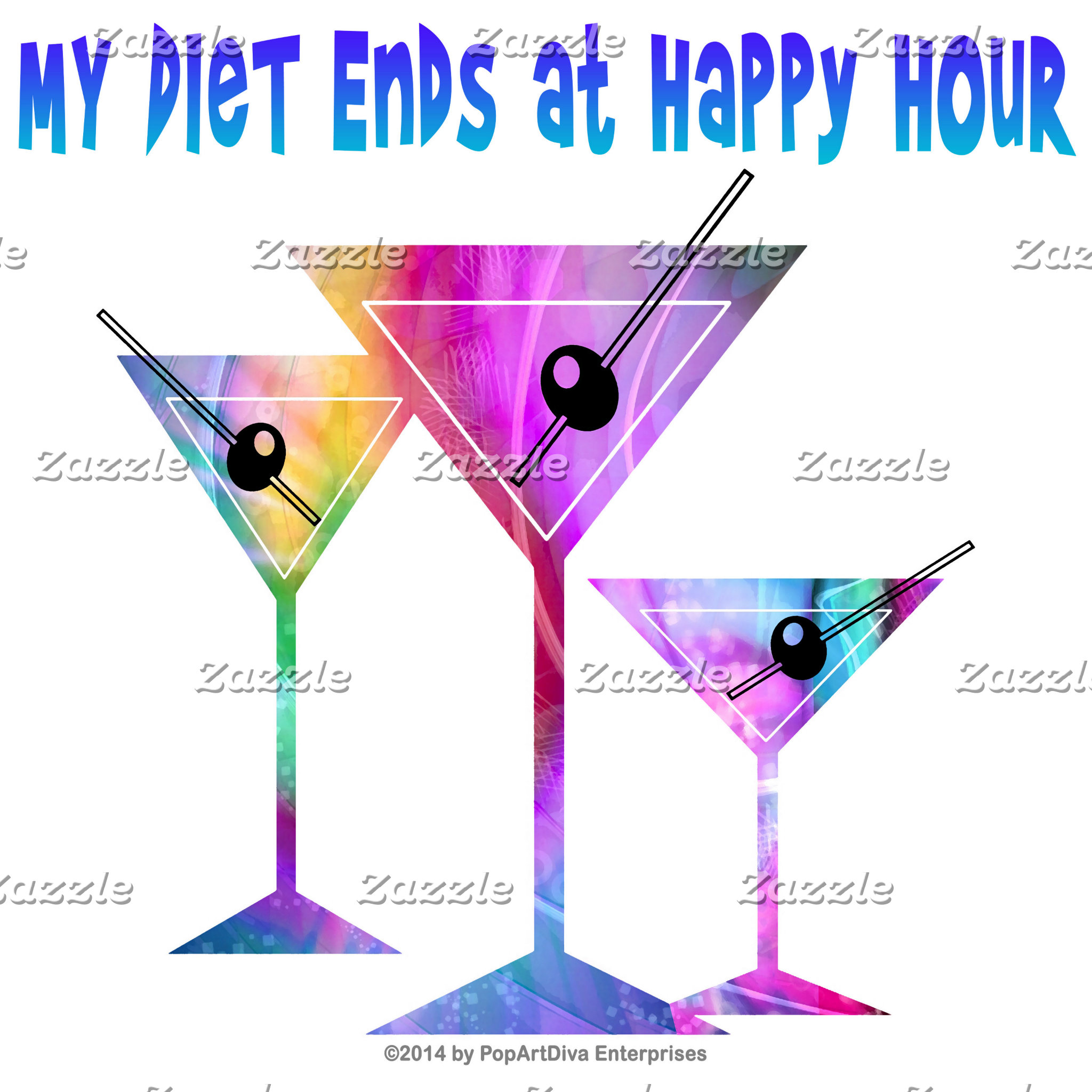 aq2 My DIET ENDS at Happy Hour