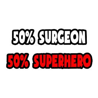 Half Surgeon ... Half Superhero