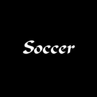 Soccer Designs