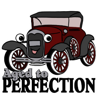 Aged to Perfection/ Antique Car