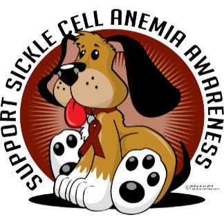 Sickle Cell Anemia Dog