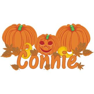 Pumpkin Connie Personalized Halloween