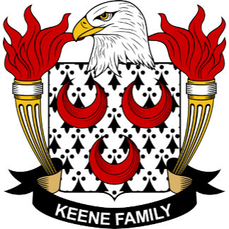 Keene Coat of Arms