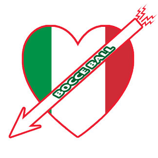 Italy Flag Bocce Ball