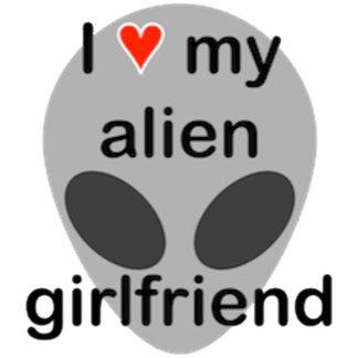 I love my alien girlfriend