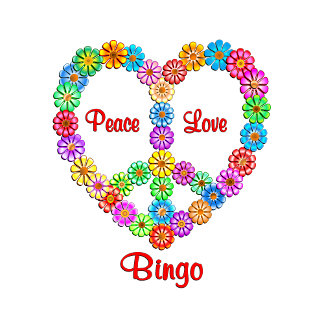 Bingo Peace Love