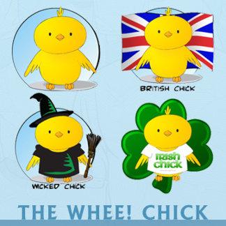 Whee! Chicks