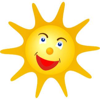 ► Happy sun