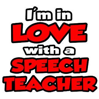 I'm In Love With A Speech Teacher