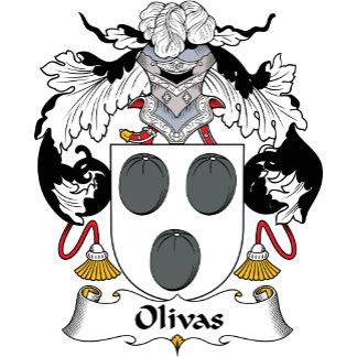 Olivas Family Crest