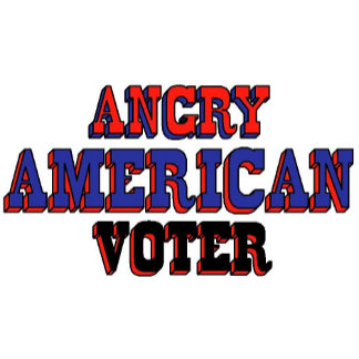 Angry American Voter