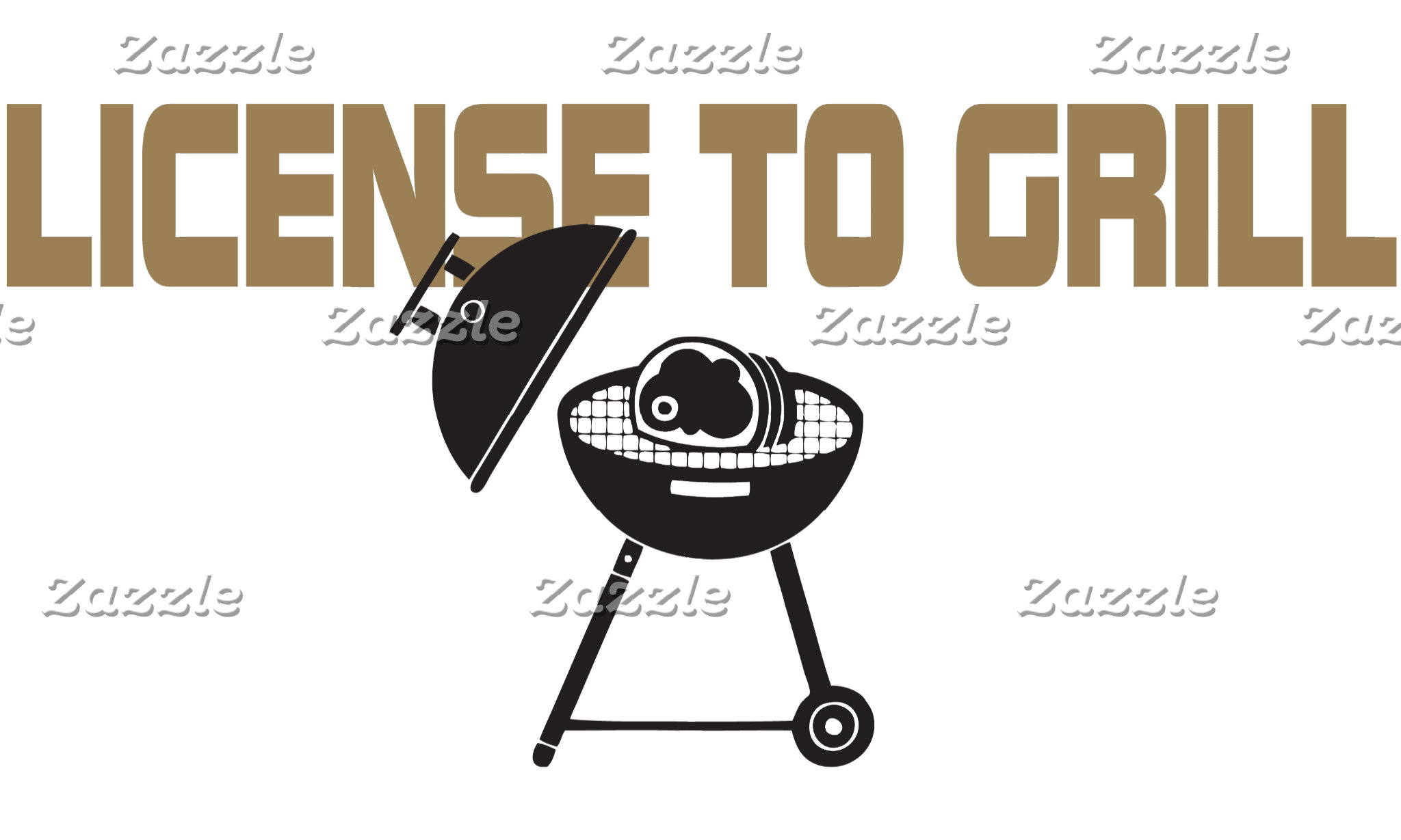 Grill Time - Great for Dad
