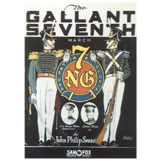 Gallant Seventh March ~ John Phillip Sousa