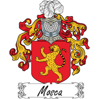 Mosca Family Crest