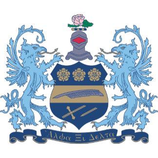 Alpha Xi Delta Crest Color