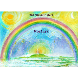 The Rainbow Shop/ Posters