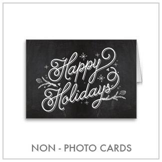 Non-Photo Cards