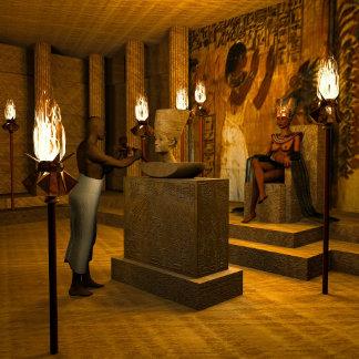 Queen Nefertiti's Bust