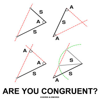 Are You Congruent?