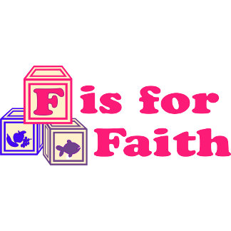 Baby Blocks Faith